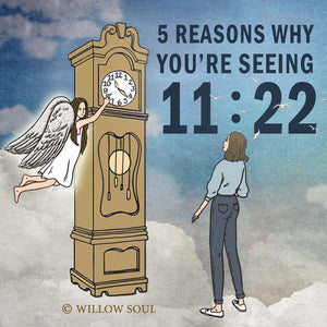 5 Reasons Why You Are Seeing 11:22 – The Meaning of 1122