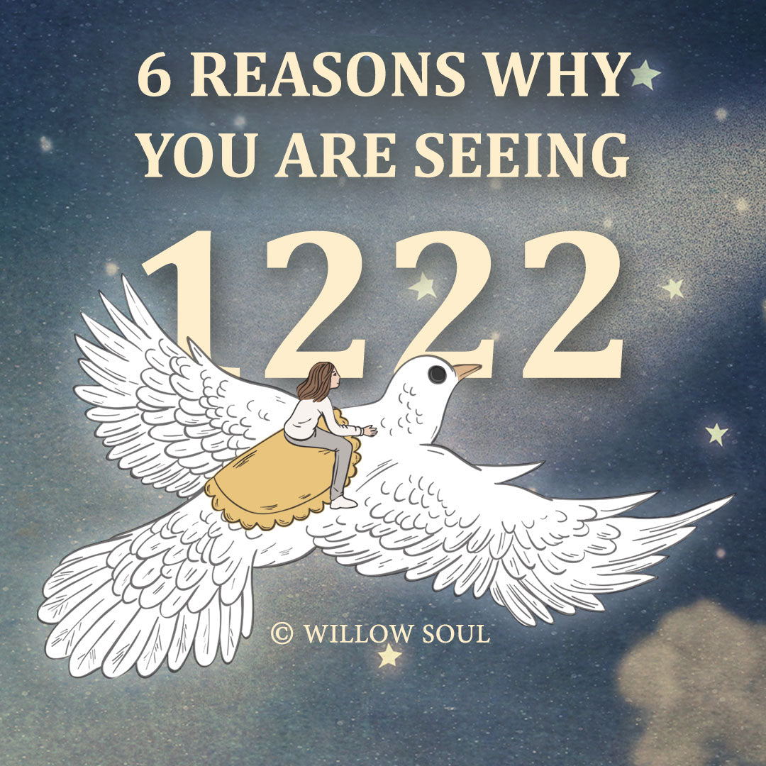 6 Reasons Why You Are Seeing 12:22 – The Meaning of 1222
