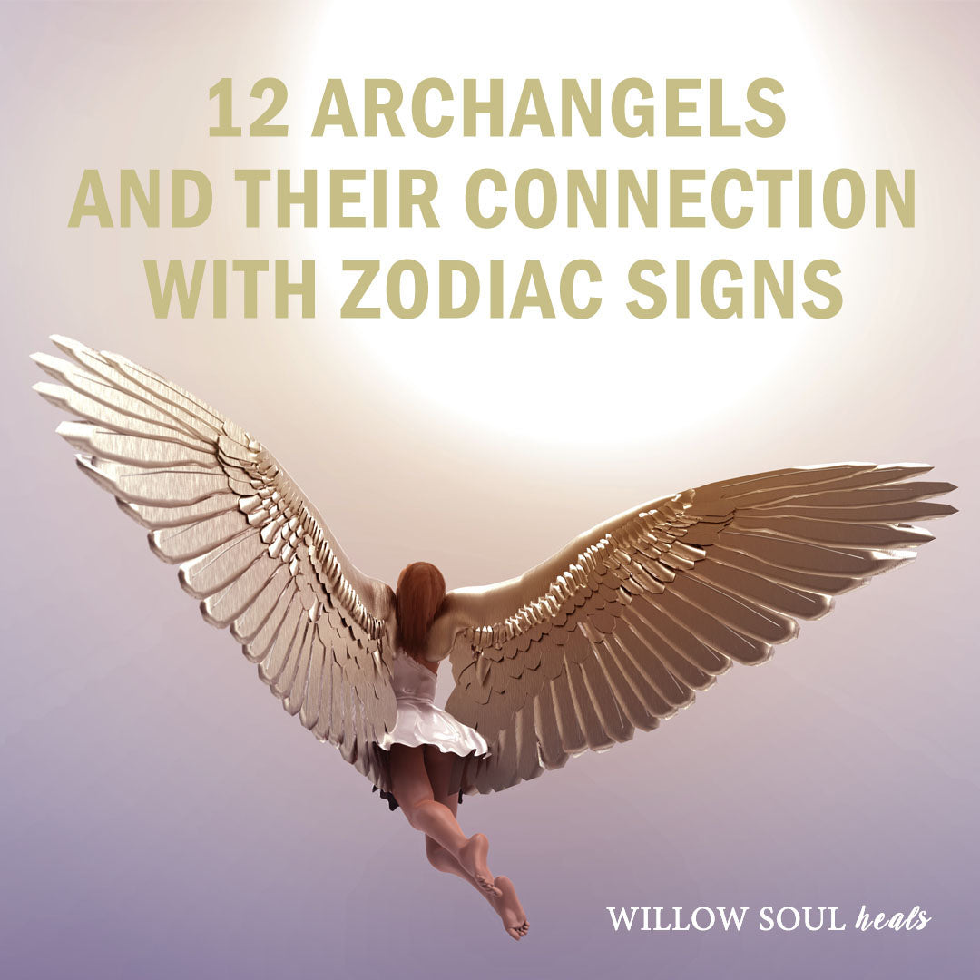 12 Archangels List: Names, Meanings, Zodiac Signs, Birth Dates