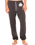 Monstrous Unisex Long Scrunch Fleece Sweatpants