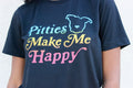 Pitties Make Me Happy Tee