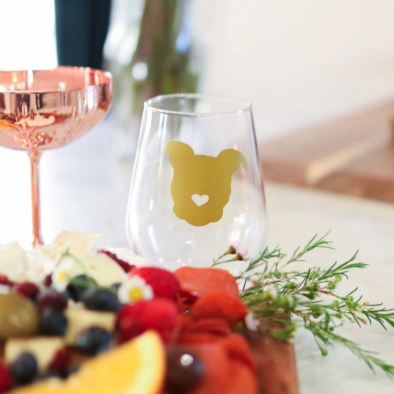 GP Stemless Wine Glass