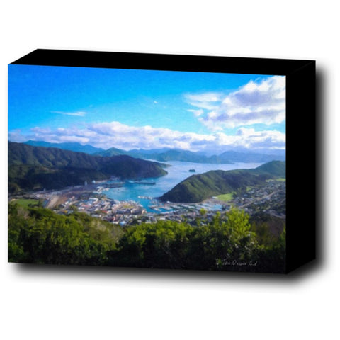 Image of Picton New Zealand