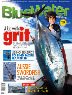 BlueWater magazine 12 month subscription (Australia)
