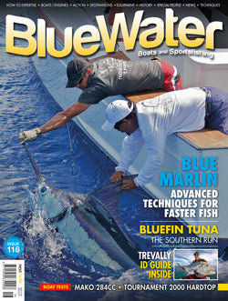 BlueWater magazine 24 month subscription (International)