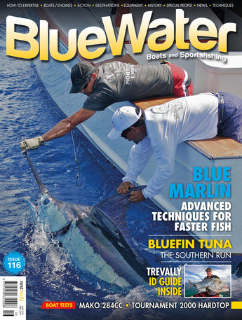Copy of BlueWater magazine 24 month subscription (International)