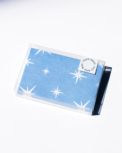 Blue Star Envelope Set