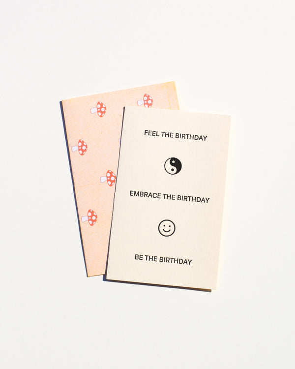 Be The Birthday [WS]