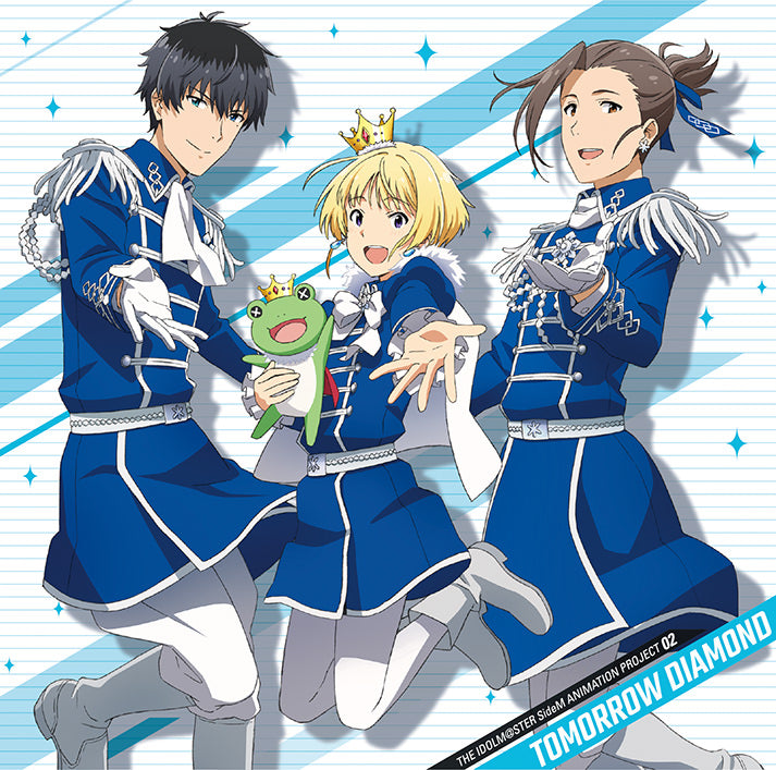 (Character Song) THE IDOLM@STER SideM TV Series THE IDOLM@STER SideM ANIMATION PROJECT 02