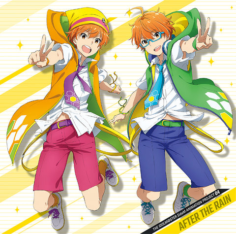 (Character Song) THE IDOLM@STER SideM TV Series THE IDOLM@STER SideM ANIMATION PROJECT 04