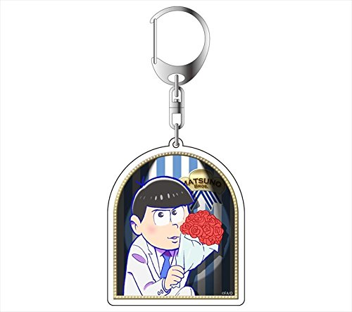 (Goods) Osomatsu-san: Formal ver. Acrylic Key Chain (Karamatsu)