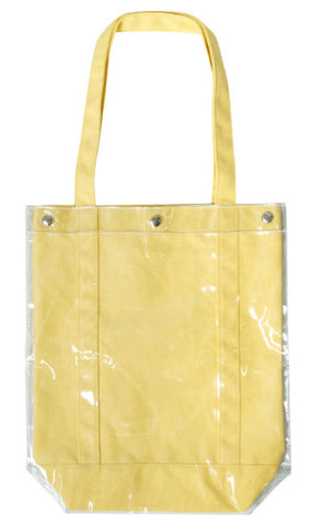 (Goods) Itamate Tote Bag M / Custard Lemon