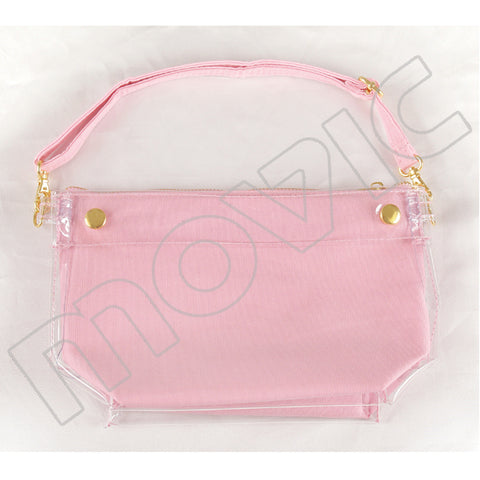(Goods) Itamate 6-Way Pouch / Milky☆Pink