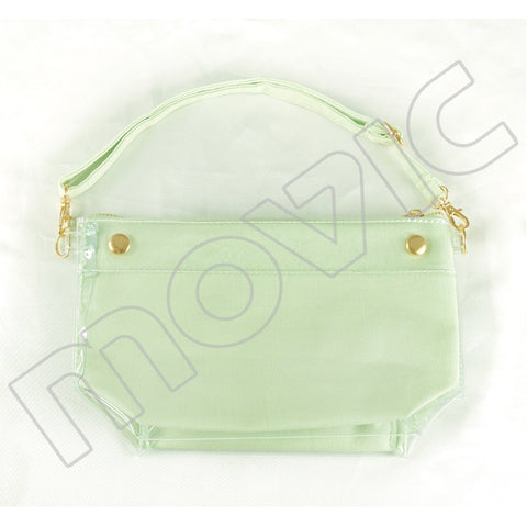 (Goods) Itamate 6-Way Pouch / Milky☆Mint