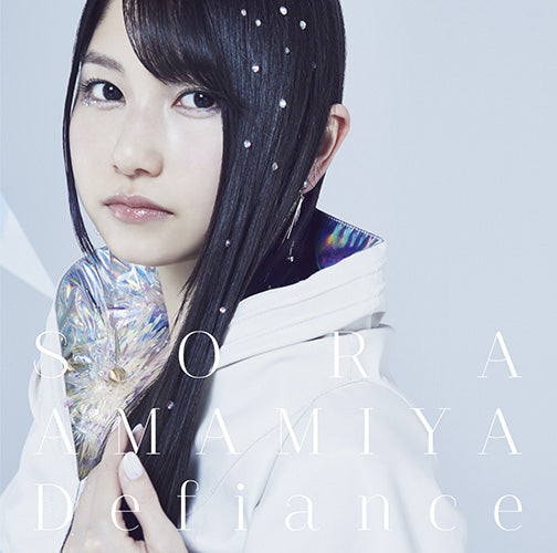 (Maxi Single) Defiance by Sora Amamiya [Regular Edition]