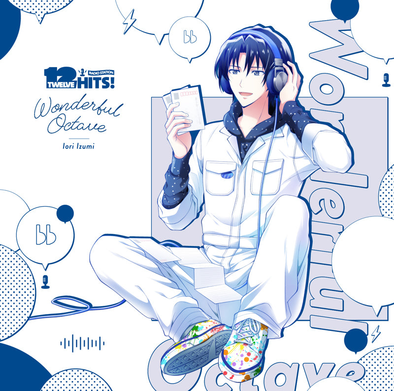 "[★23] (Character Song) IDOLiSH7 RADIO STATION ""Twelve Hits!"" Theme Song: Wonderful Octave Izumi Iori (CV. Toshiki Masuda)"