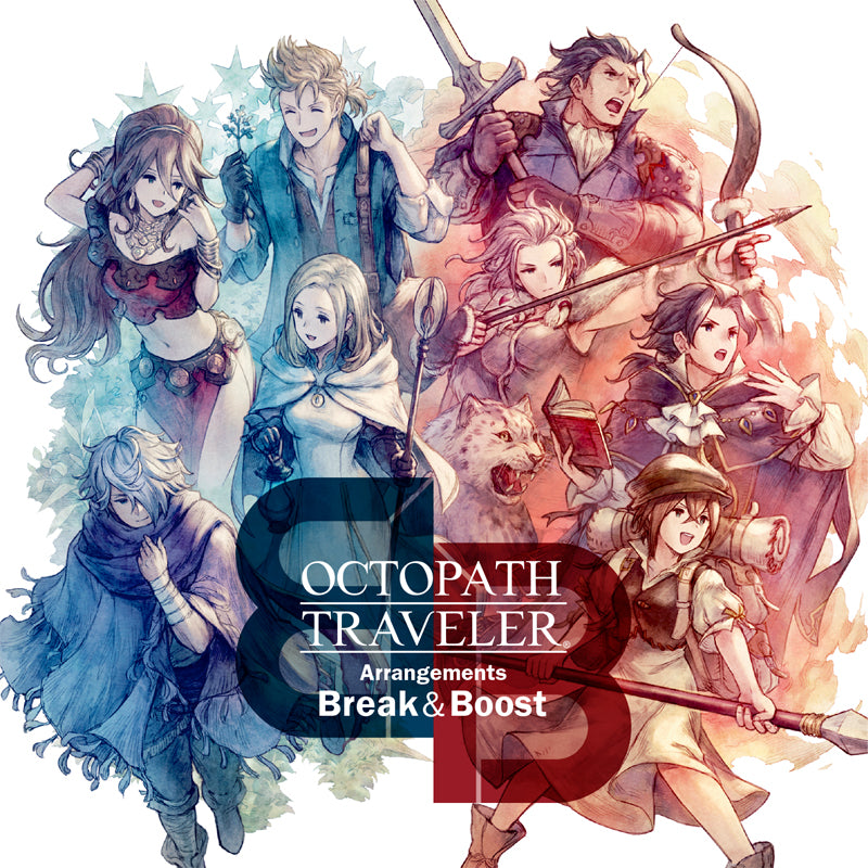 (Album) OCTOPATH TRAVELER Arrangements -Break & Boost-