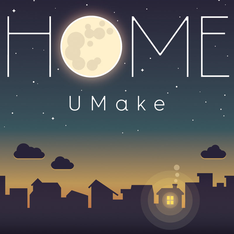 (Maxi Single) HOME by UMake (Kento Ito & Yoshiki Nakajima) [First Run Limited Edition]