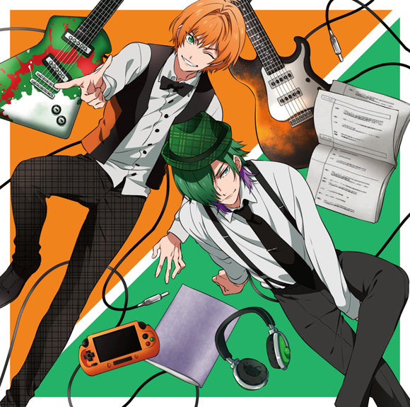 (Character Song) DREAM!ing (Game) 3rd Single: Magic Rhythm Party Floor - YumeLive CD Senri & Takaomi Animate International
