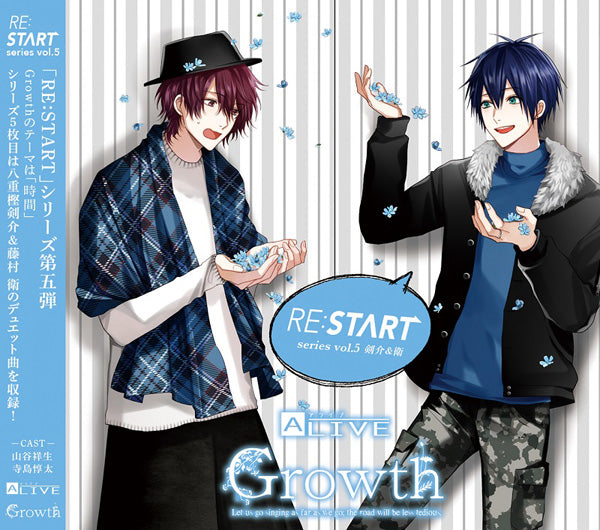 (Character Song) ALIVE Growth RE:START Series 5
