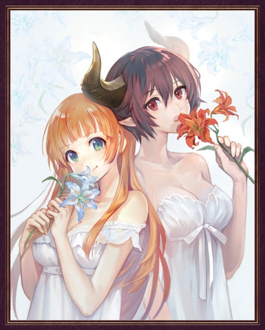 (Blu-ray) Manaria Friends TV Series II