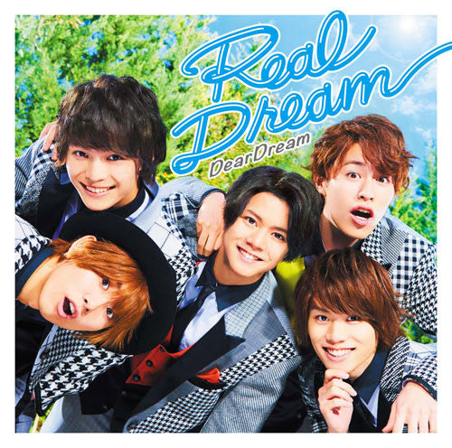 (Album) 2.5D Idol Supporter Project: Dream Festival! - Real Dream by DearDream