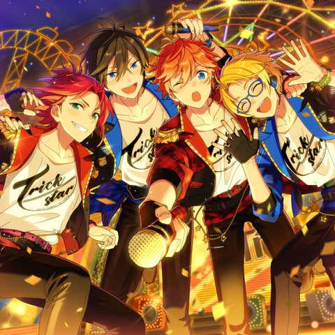 (Album) Ensemble Stars! Album Series - Trickstar [First Run Limited Edition]
