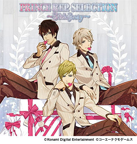(Album) Tokimeki Restaurant: PRINCE REP. SELECTION by 3 Majesty