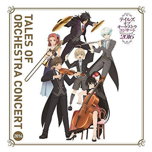 (Album)  Tales Of Orchestra Concert 2016 Concert Album by Tokyo Philharmonic Orchestra