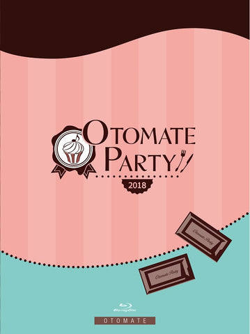 (Blu-ray) Otomate Party 2018 Event [animate Limited Edition]
