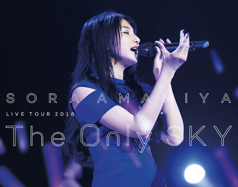 (Blu-ray) Sora Amamiya Live Tour 2018: The Only SKY