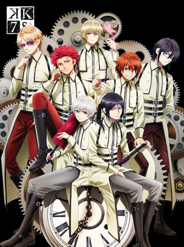(DVD) K SEVEN STORIES Movie DVD BOX SIDE: TWO [Limited Edition, animate Limited Set]