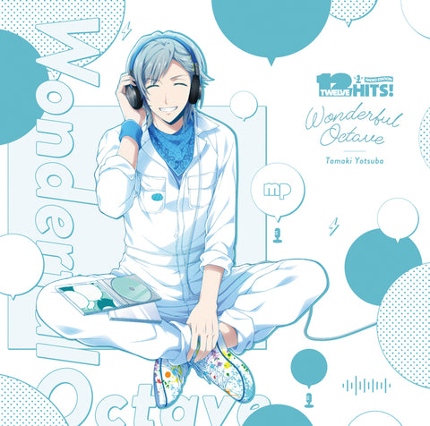 "[★23] (Character Song) IDOLiSH7 RADIO STATION ""Twelve Hits!"" Theme Song: Wonderful Octave Yotsuba Tamaki (CV. KENN)"