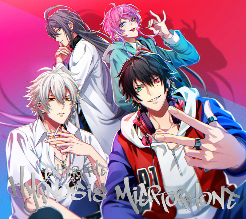 (Album) Hypnosis Mic: Division Rap Battle 1st FULL ALBUM - Enter the Hypnosis Microphone [First Run Limited Edition DRAMA TRACK Edition]