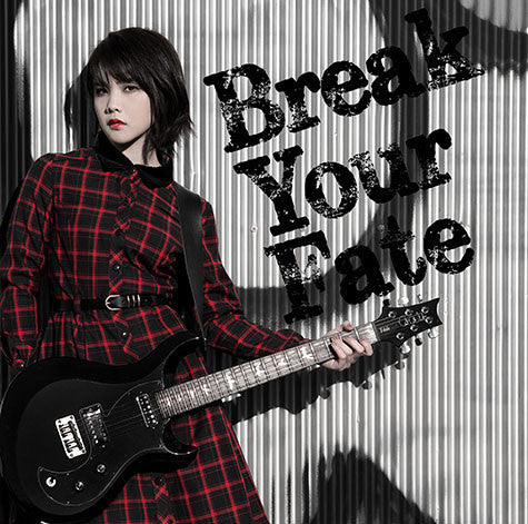 (Album) Break Your Fate by Shiena Nishizawa [Regular Edition]