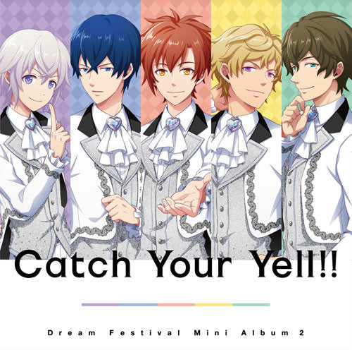 (Album) Dream Festival Mini Album 2 - Catch Your Yell!! by DearDream
