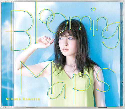 (Album) Blooming Maps by Mikako Komatsu [w/ DVD, Limited Edition]