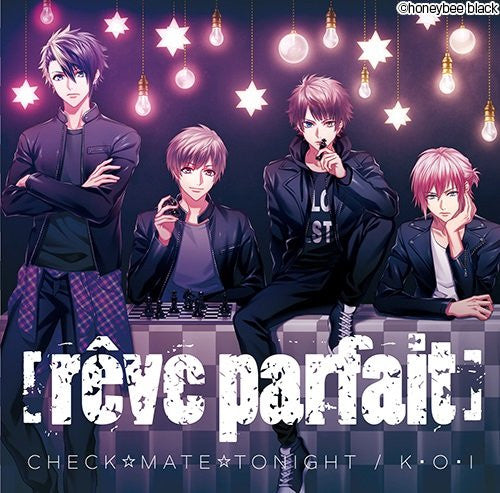 (Character Song) Dynamic Chord feat. [rêve parfait]: CHECK☆MATE☆TONIGHT