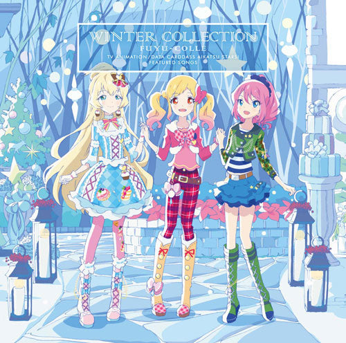 (Character Song) Aikatsu Stars! TV Series & Data Carddass Arcade Game BGM: Series 4 - Winter Collection