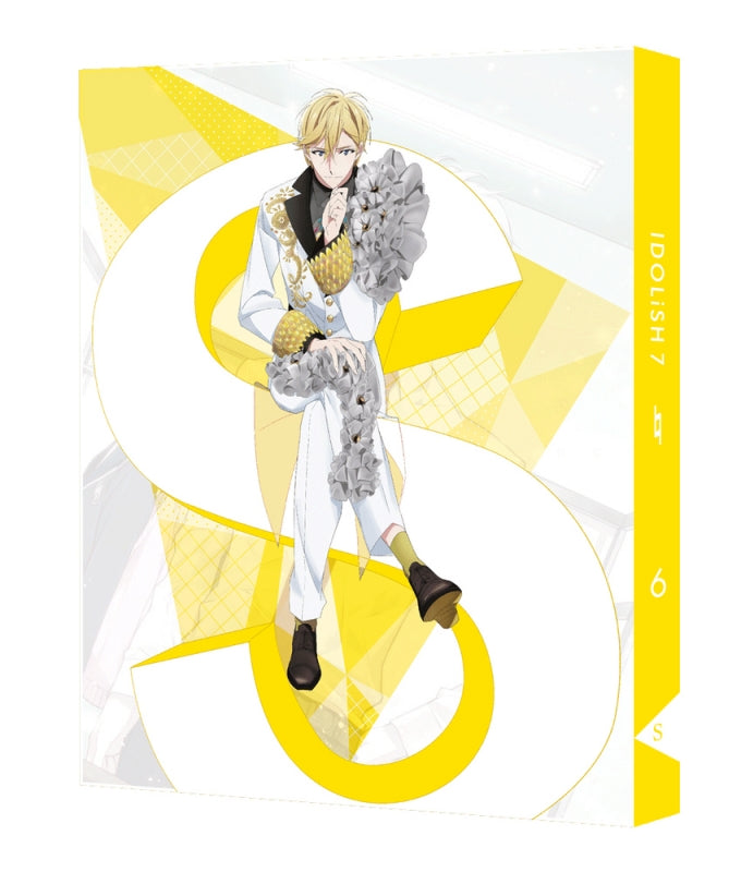 (Blu-ray) IDOLiSH7 TV Series 6 [Deluxe Limited Edition]