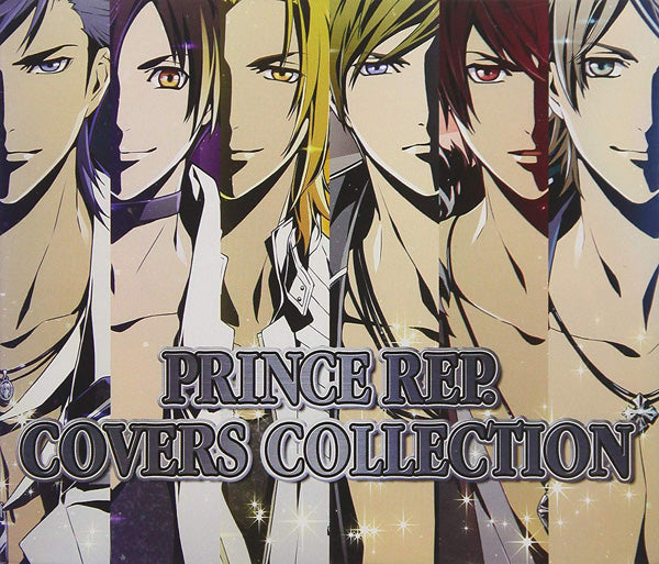 (Character Song) Tokimeki Restaurant☆☆☆ 3 Majesty & X.I.P. PRINCE REP. COVERS COLLECTION [Deluxe Edition]