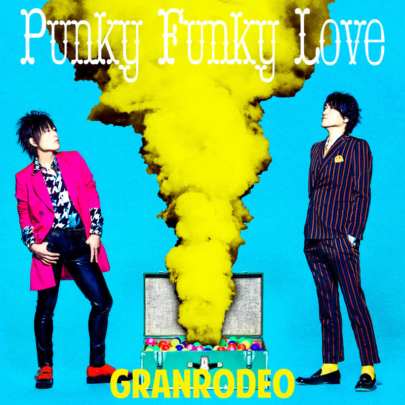 (Theme Song) TV Kuroko's Basketball 3rd SEASON OP: Punky Funky Love / GRANRODEO [Regular Edition]