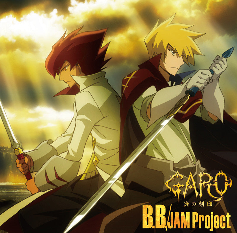 "(Theme Song) TV ""Garo the Animation"" OP: B.B. / JAM Project"