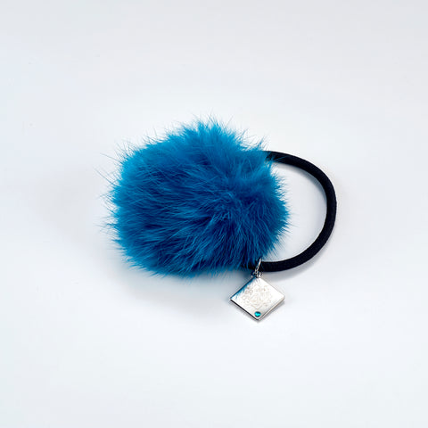 (Goods) IDOLiSH7 Fan Thanksgiving: Kimi to Motto x2 Ai wo Kataranaito! Fur Hair Tie - Ryunosuke