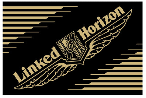 (Goods) Linked Horizon Live Tour 2017: Shingeki no Kiseki Blanket
