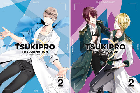 (DVD) TSUKIPRO THE ANIMATION TV Series Vol.2