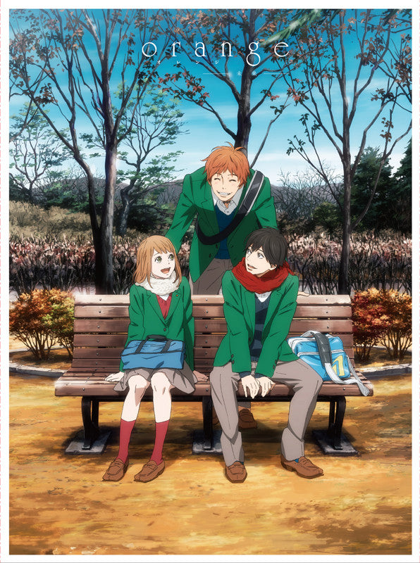 "(DVD) ""orange-future (Theatrical Anime)"