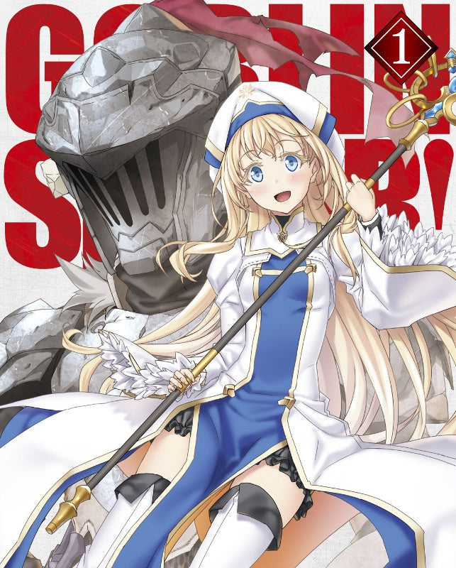 (Blu-ray) Goblin Slayer TV Series Vol  1 [First Run Limited Edition]