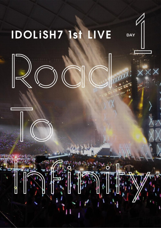 (DVD) IDOLiSH7 1st LIVE Road To Infinity Day 1