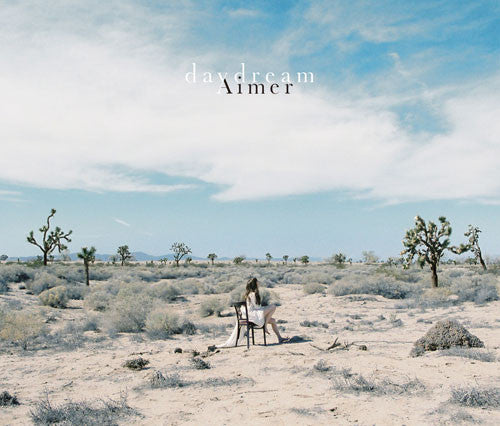 (Album) daydream by Aimer [w/ DVD, Limited Edition/Type B]